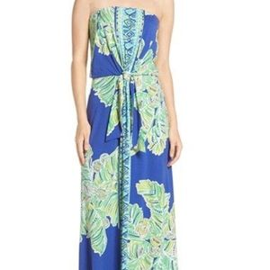 Lilly Pulitzer Rosalina Dress Latitude Adjustment
